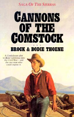Image for Cannons of the Comstock (Saga of the Sierras)