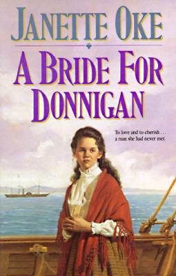 A Bride for Donnigan (Women of the West Series)