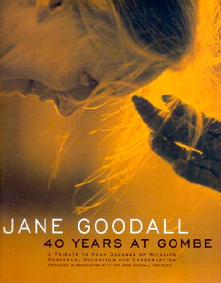 Image for Jane Goodall: 40 Years at Gombe
