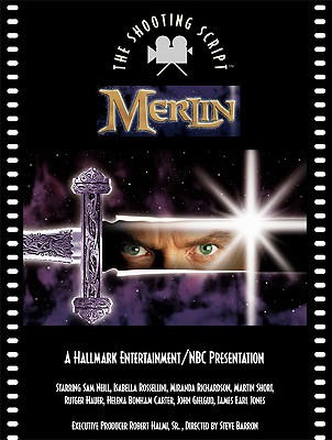 Merlin : The Shooting Script, Barnes, Peter; Stevens, David