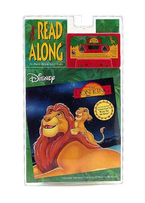 Image for Lion King Read Along With Book