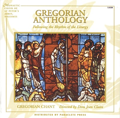 Gregorian Anthology, Monks of Solesmes