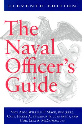 Image for The Naval Officer's Guide : Eleventh  Edition