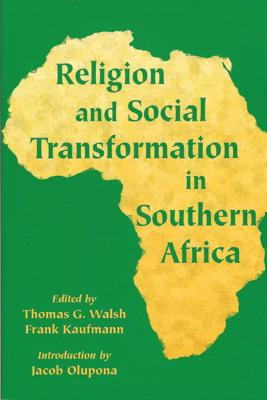 Image for Religion and Social Transformation in Southern Africa