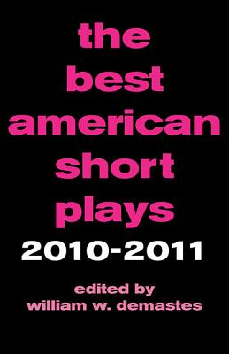 Best American Short Plays 2010-2011 (Hardcover)