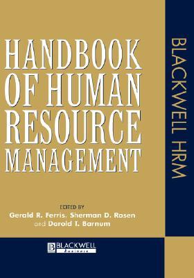 Image for Handbook of Human Resource Management (Blackwell Human Resource Management)