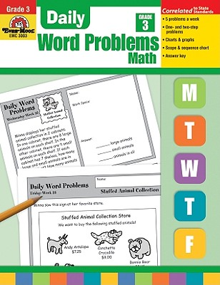 Image for Daily Word Problems, Grade 3