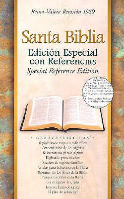 Santa Biblia : Edicion Especial Con Referencias : Reina-Valera Revision 1960 : Special Reference Edition : Black Bonded Leather / Holy Bible: Edicion Especial ... : Black Bonded Leather (Spanish Edition)
