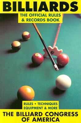 Image for Billiards: The Official Rules & Records Book