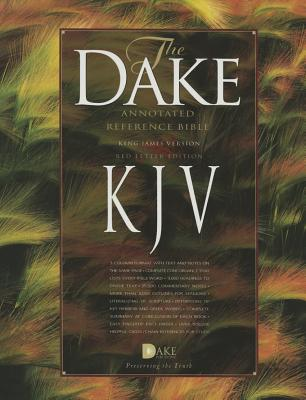 Image for Dake Annotated Reference Bible-KJV-Large Note
