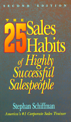 Image for 25 Sales Habits (2nd Ed)