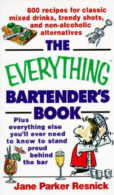 Image for Everything Bartenders Book