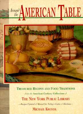 Image for AROUND THE AMERICAN TABLE