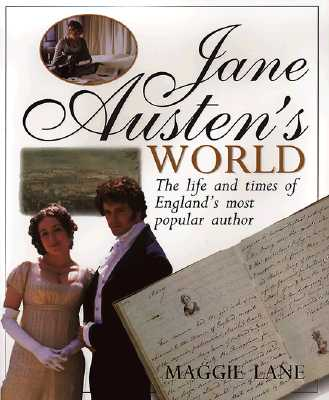 Image for Jane Austen's World: The Life and Times of England's Most Popular Author