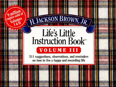 Image for Life's Little Instruction Book (Life's Little Instruction Book , Vol 3)