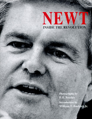 Image for Newt: Inside the Revolution (Inscribed)