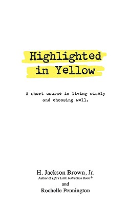 Image for Highlighted in Yellow