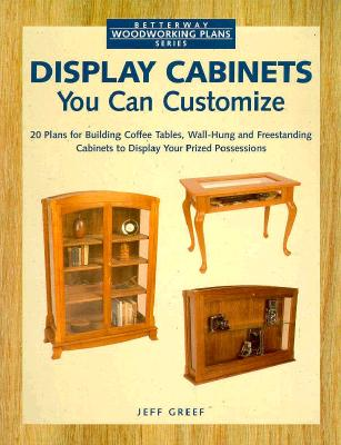 Image for DISPLAY CABINETS YOU CAN CUSTOMIZE