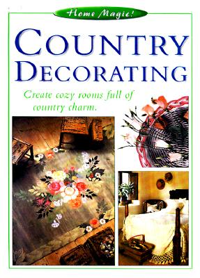 Image for Country Decorating (Home Magic)