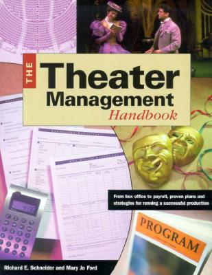 Image for THEATER MANAGEMENT HANDBOOK