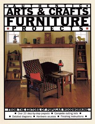 Image for Authentic Arts & Crafts Furniture Projects