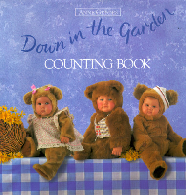 Image for Down in the Garden: Counting Book