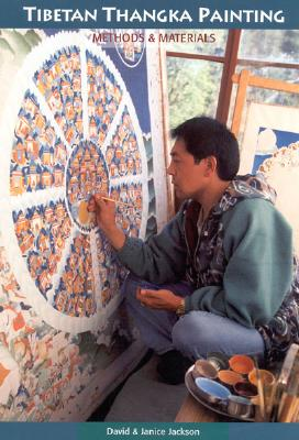 Image for Tibetan Thangka Painting: Methods & Materials