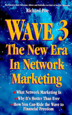 Image for WAVE 3 THE NEW ERA IN NETWORK MARKETING