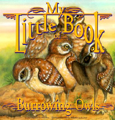 Image for MY LITTLE BOOK OF BURROWING OWLS