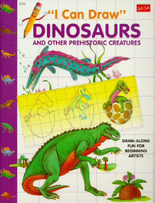 Image for I CAN DRAW DINOSAURS