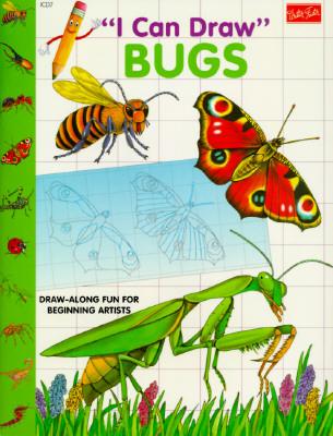 Image for I CAN DRAW BUGS