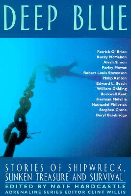 Image for Deep Blue: Stories of Shipwreck, Sunken Treasure, and Survival (Adrenaline)