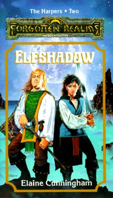 Elfshadow (Forgotten Realms: The Harpers #2))
