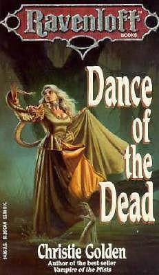 Image for DANCE OF THE DEAD (Ravenloft Books)