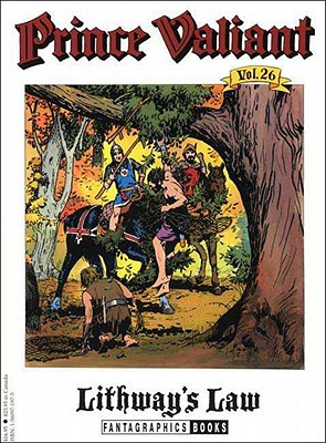 Image for PRINCE VALIANT : LITHWAY'S LAW