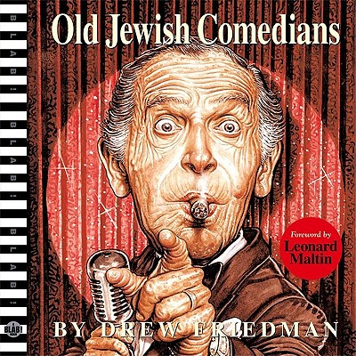 Image for Old Jewish Comedians: A BLAB! Storybook