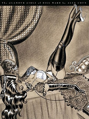 Image for The Glamour Girls of Bill Ward [used book][hard to get]