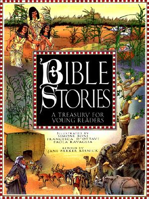Image for Bible Stories: A Treasury for Young Readers
