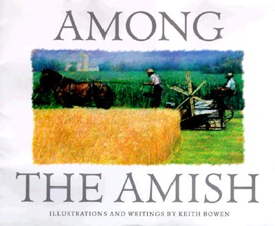 Image for Among the Amish: Drawings and Writings
