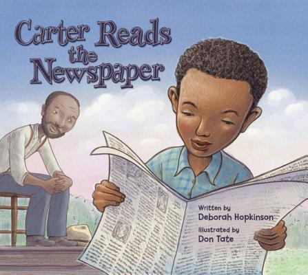 Image for CARTER READS THE NEWSPAPER