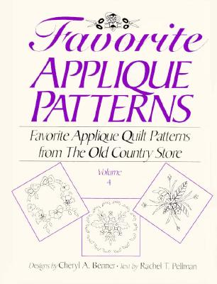 Image for Favorite Applique Patterns from the Old Country Store