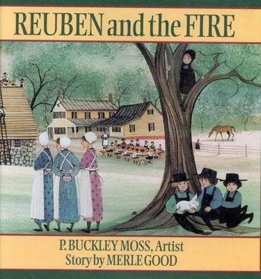 Image for REUBEN AND THE FIRE