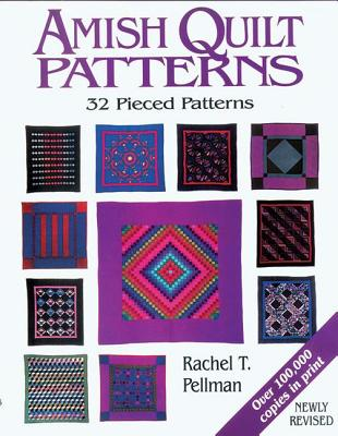 Image for Amish Quilt Patterns: 32 Pieced Patterns