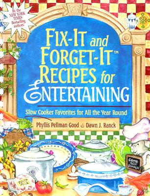 Image for Fix-it And Forget-it Recipes For Entertaining