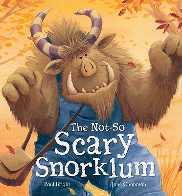 The Not-So Scary Snorklum, Paul Bright