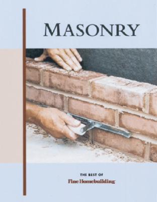 Image for Masonry (Best of Fine Homebuilding)