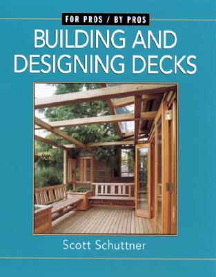 Image for BUILDING AND DESIGNING DECKS