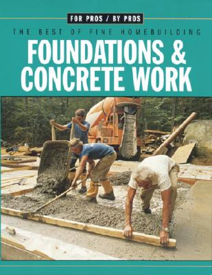 Image for Foundations and Concrete Work