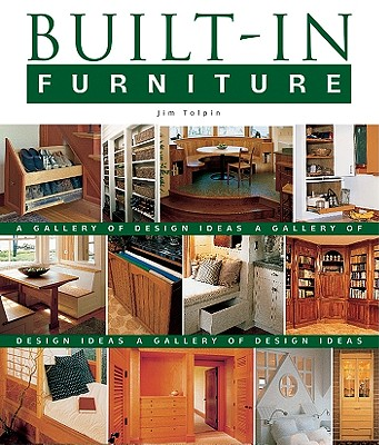 Image for Built-In Furniture: A Gallery of Design Ideas (Idea Book)