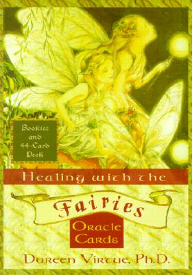 Image for Healing with the Fairies Oracle Cards: A 44-Card Deck and Guidebook